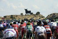 Sur la route du Tour d'Espagne