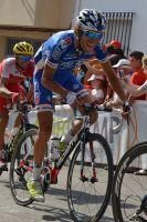 Thibaut Pinot se bat avec les meilleurs sur la Vuelta