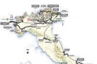 Giro J-5 : un défi athlétique