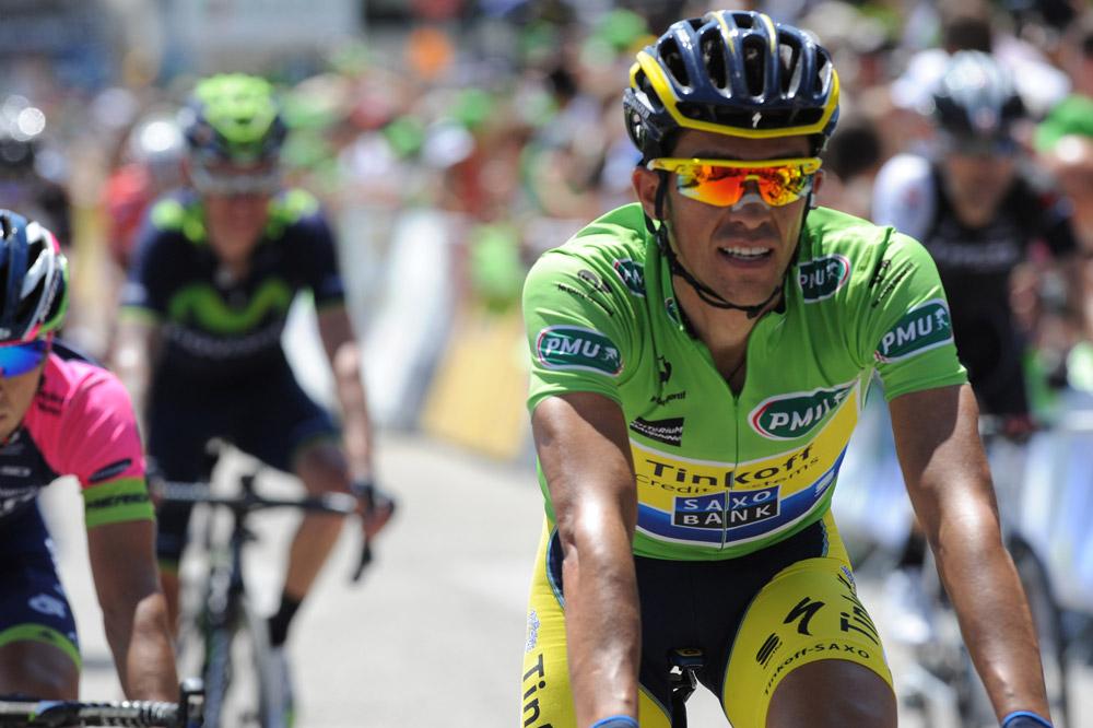 Alberto Contador a tenté de déstabiliser Chris Froome