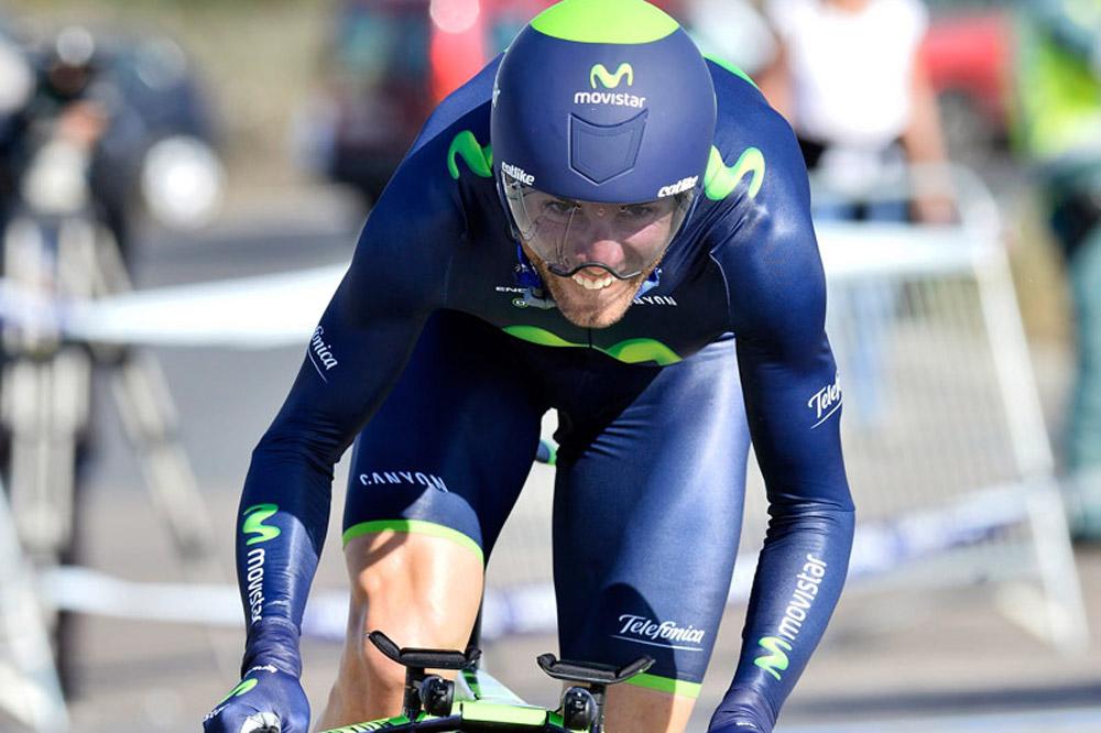 Alejandro Valverde remporte le prologue de la Ruta del Sol