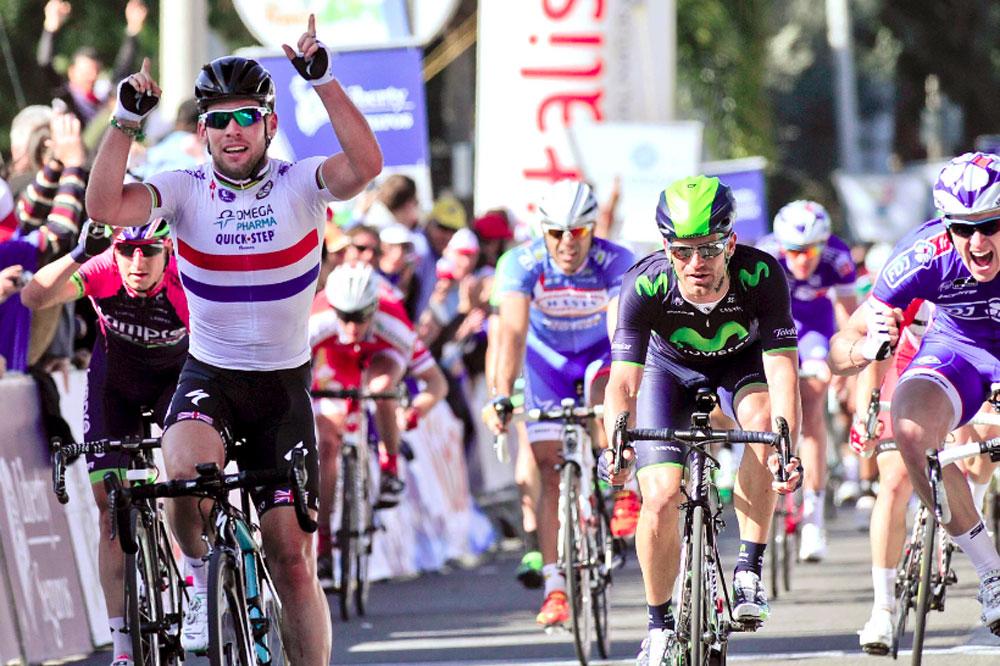 Mark Cavendish retrouve la victoire