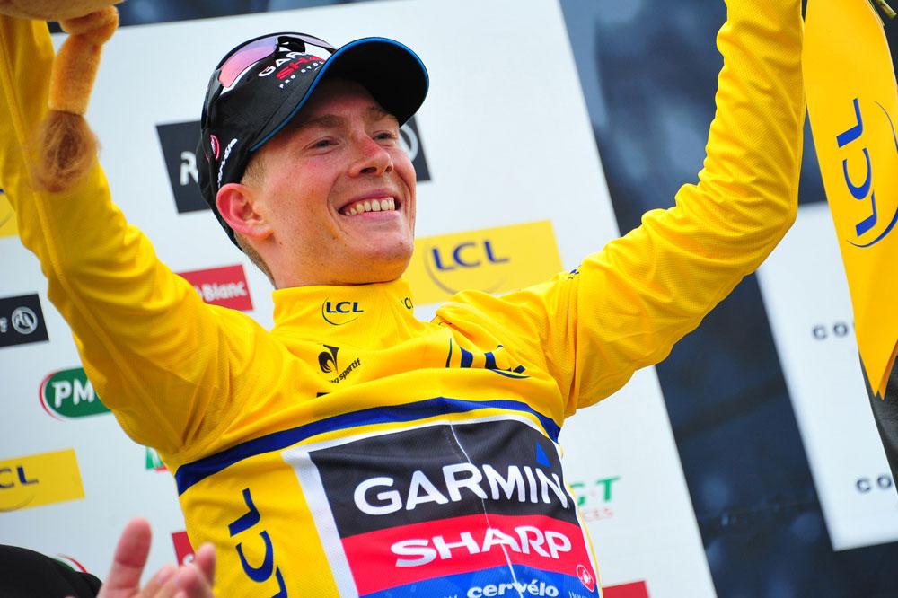 Andrew Talansky vainqueur du Dauphiné