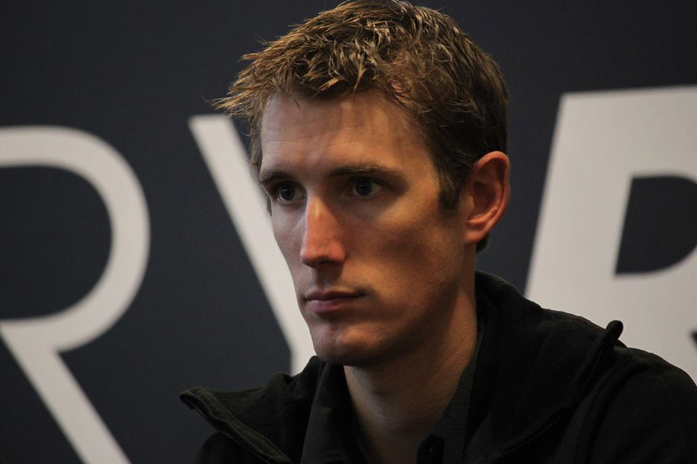 Andy Schleck semble songeur