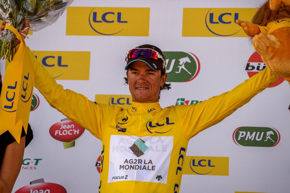 Carlos Betancur est maintenant en jaune