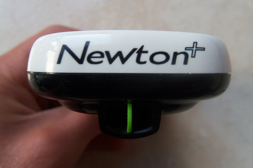 Le capteur de puissance Newton