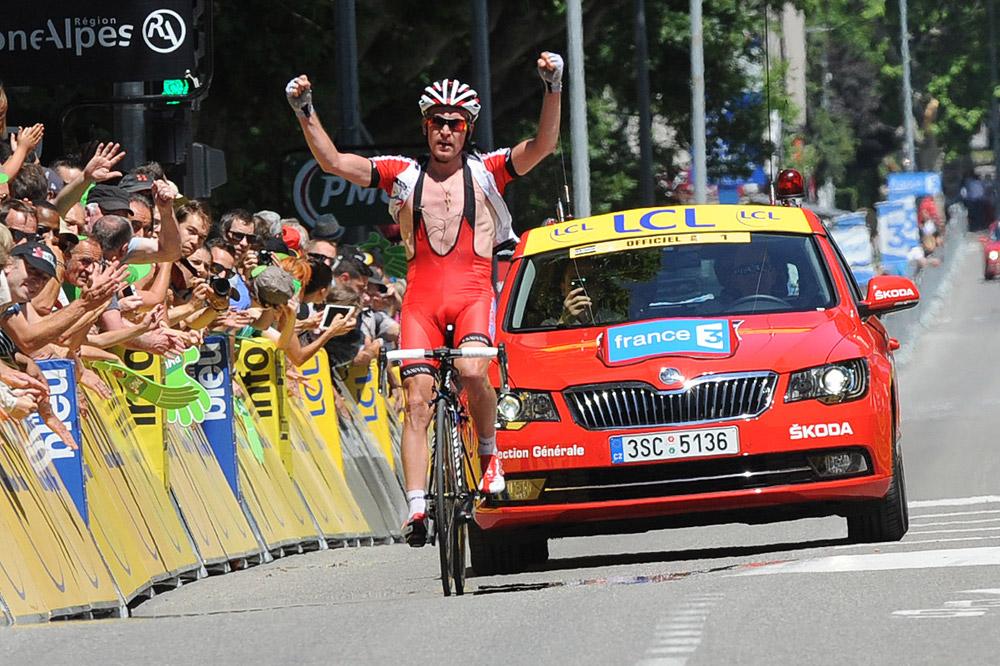 Six ans après, Yuriy Trofimov s'impose à nouveau sur le Dauphiné
