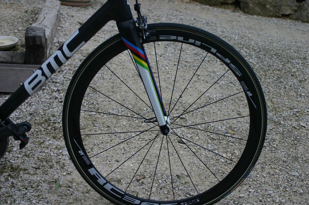 Les roues DT Swiss Spline
