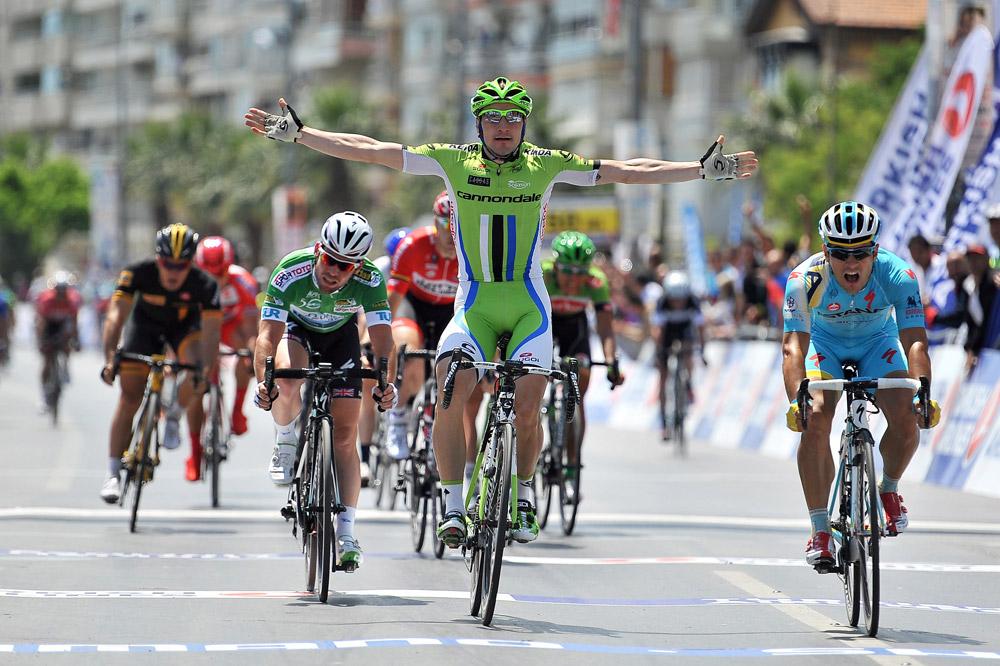 Deuxième victoire en trois jours pour Elia Viviani