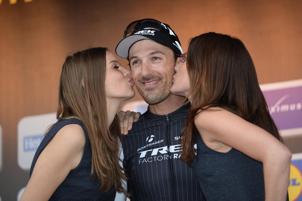 Fabian Cancellara, triple vainqueur du Tour des Flandres