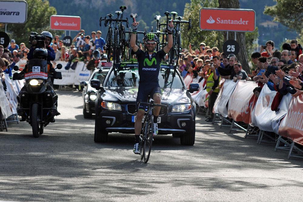 Un nouveau numéro d'Alejandro Valverde