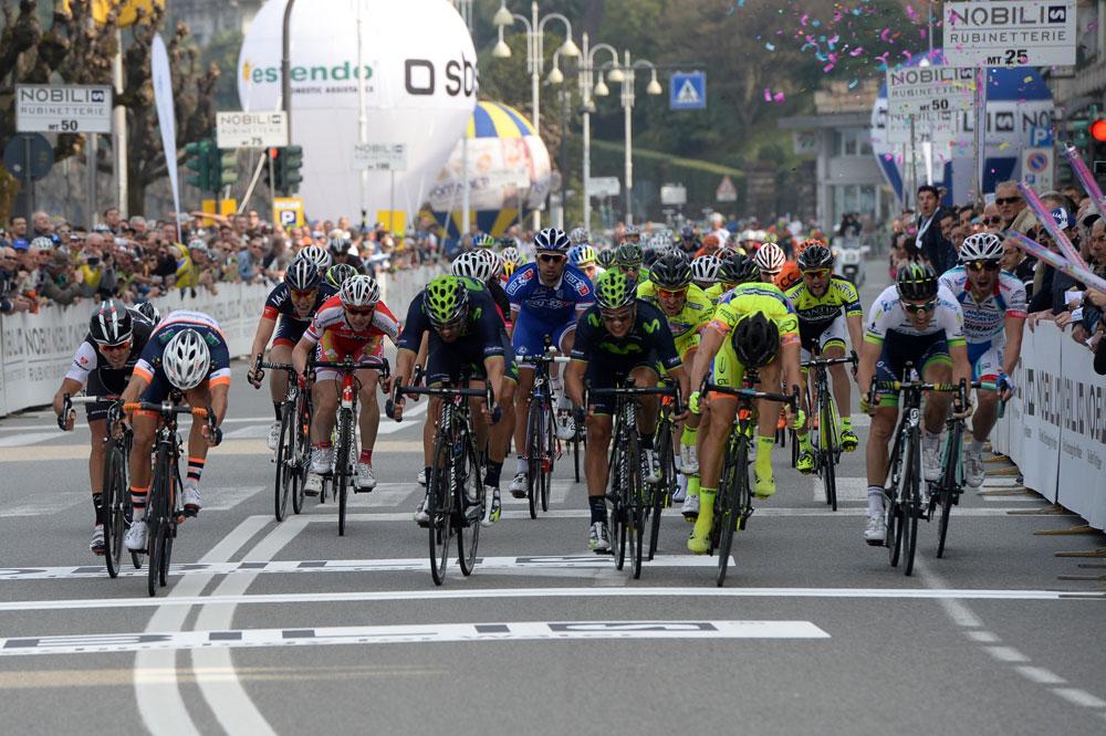 Simone Ponzi règle au sprint le peloton du GP Nobili Rubinetterie