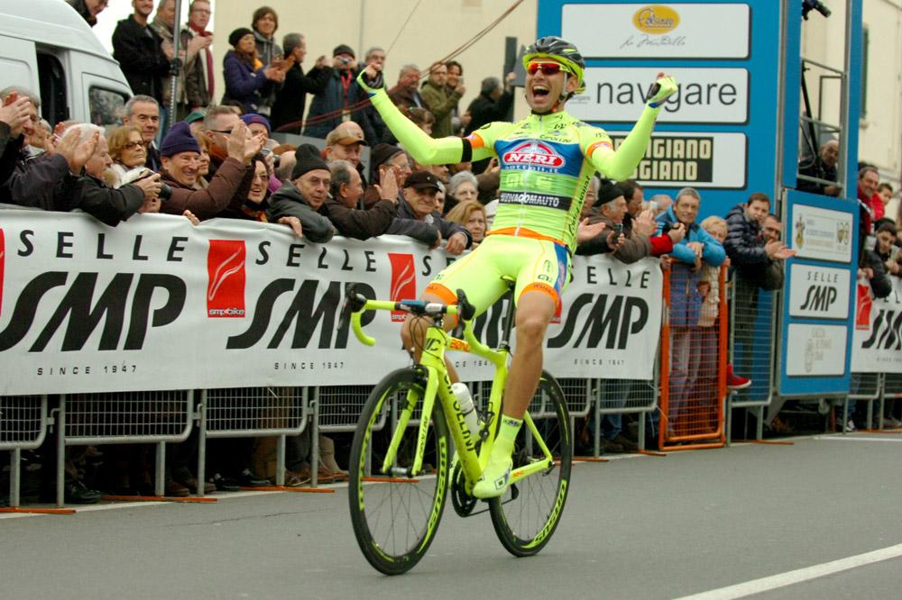 Simone Ponzi remporte le GP de la Côte des Etrusques