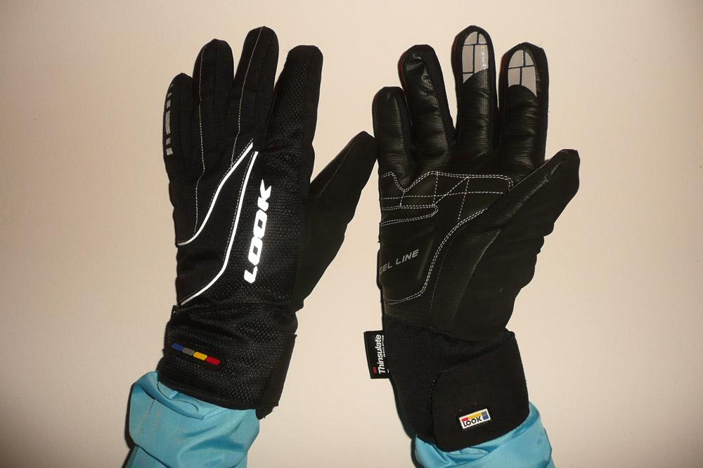 Les gants Look Winterfall