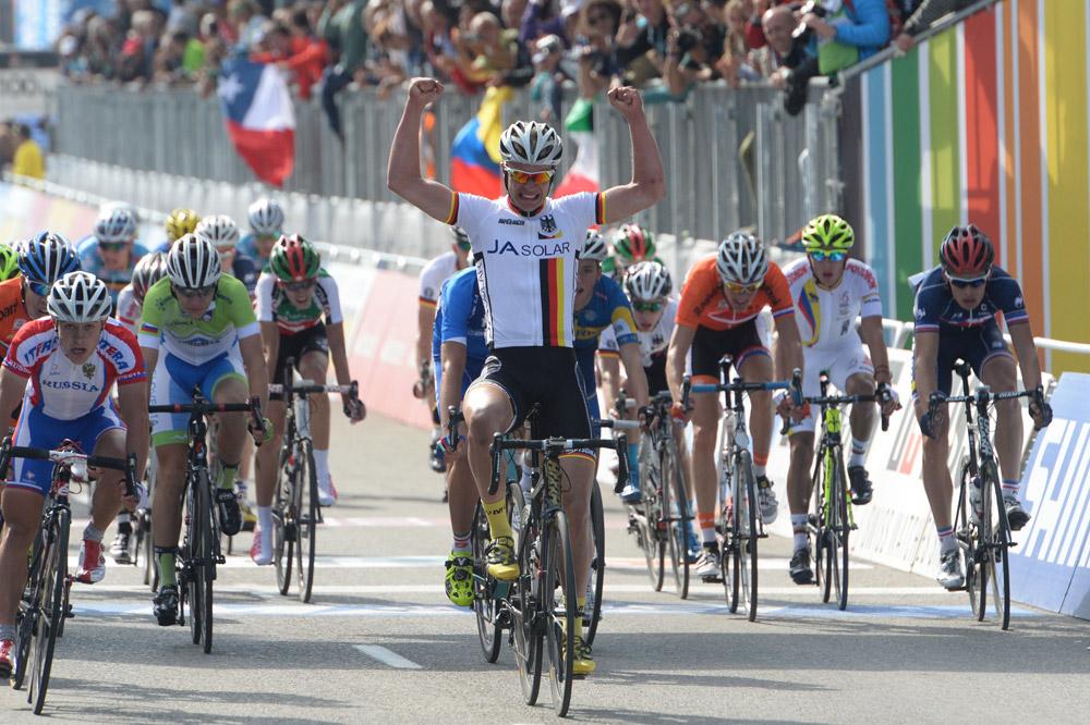 Jonas Bokeloh offre à l'Allemagne son troisième titre à Ponferrada