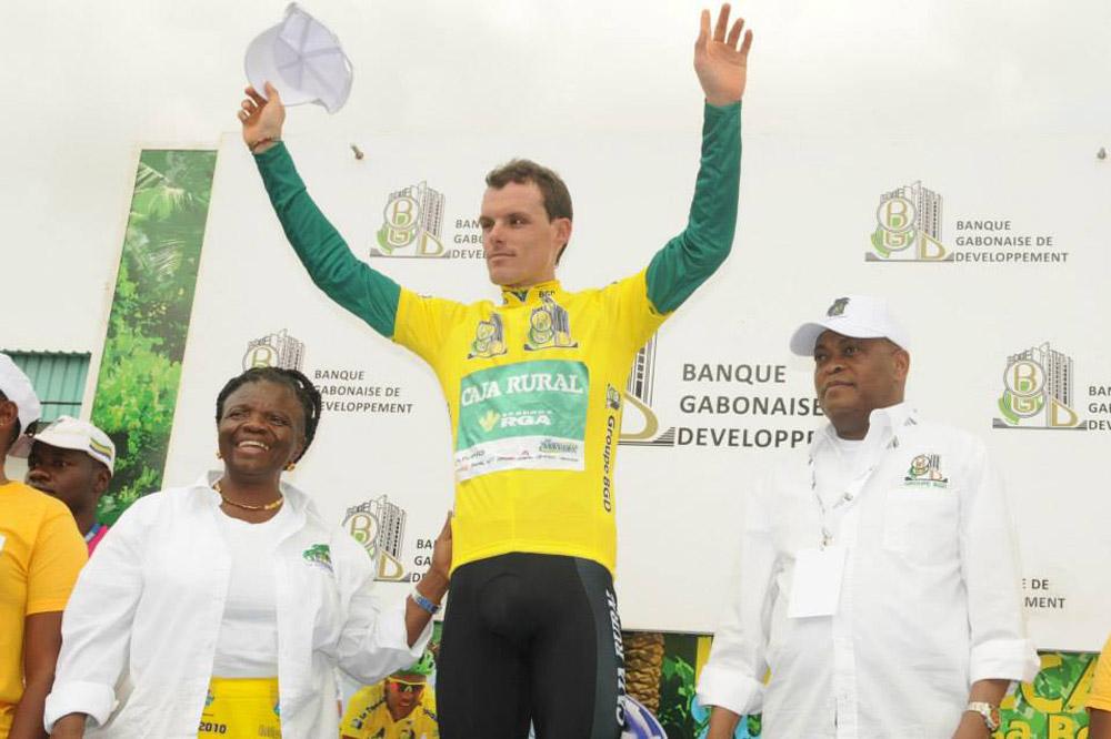 Luis-Leon Sanchez s'empare du maillot jaune
