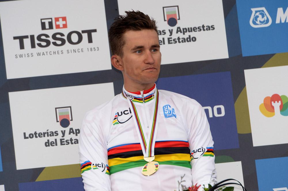 Le nouveau champion du monde : Michal Kwiatkowski