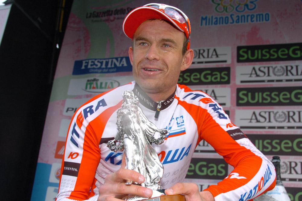 Le vainqueur de Milan-San Remo : Alexander Kristoff