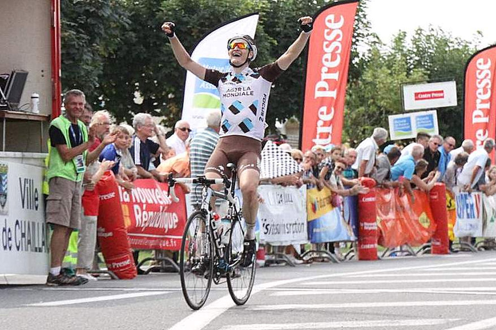 Nico Denz remporte le Trophée des Champions
