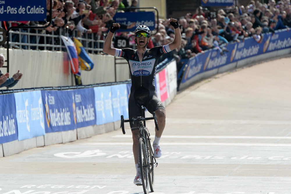Le Néerlandais Niki Terpstra enlève l'édition 2014 de Paris-Roubaix