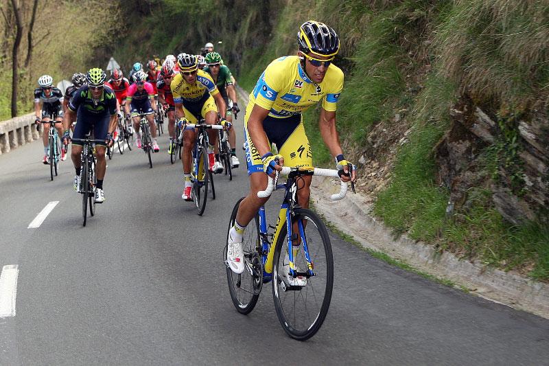 Alberto Contador se défend