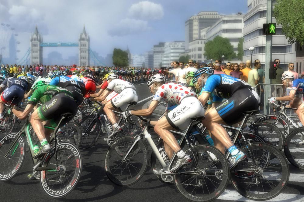 Les premières images de Pro Cycling Manager 2014