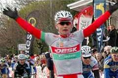 Guillaume Blot retrouve la victoire