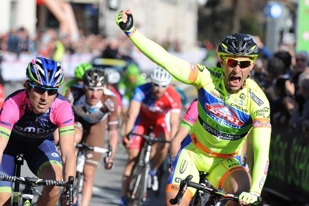 Première victoire depuis 2009 pour Mauro Finetto !