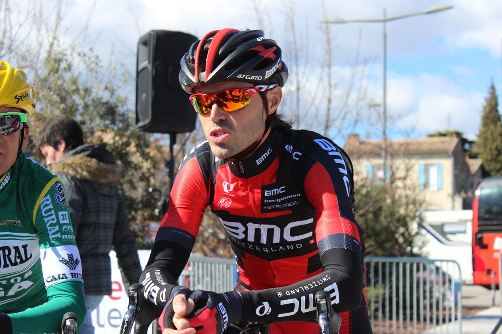 Première apparition pour Samuel Sanchez sous le maillot BMC