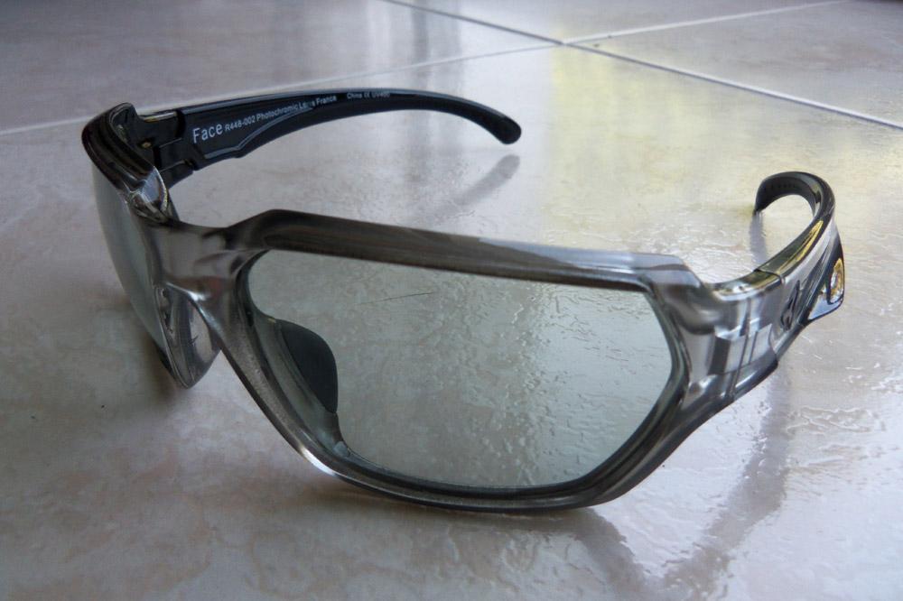 Les lunettes Ryders Face