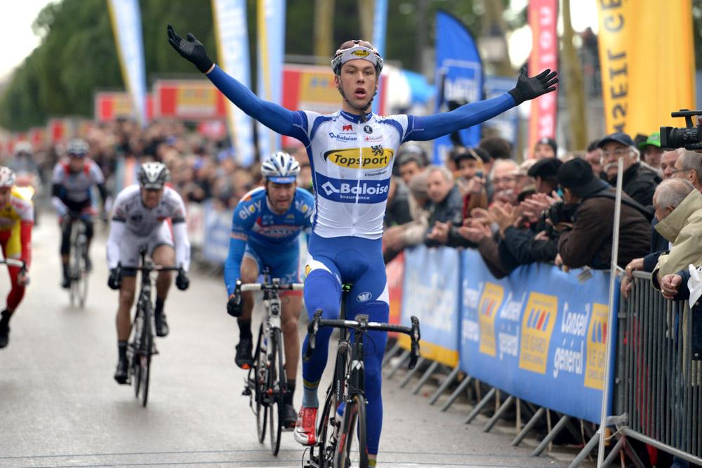 Sander Helven poursuit la bonne série des coureurs belges dans le sud