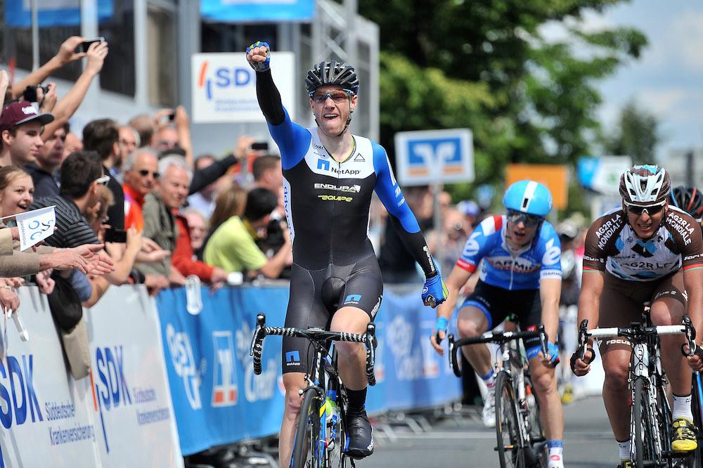 Sam Bennett vainqueur en Bavière