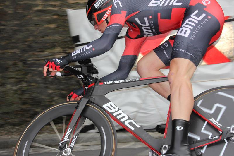 Stefan Kung vainqueur du prologue du Tour de Normandie