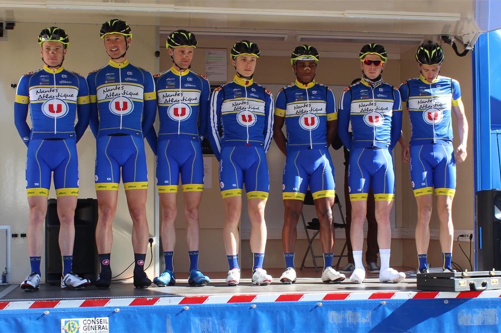 Team U Nantes-Atlantique