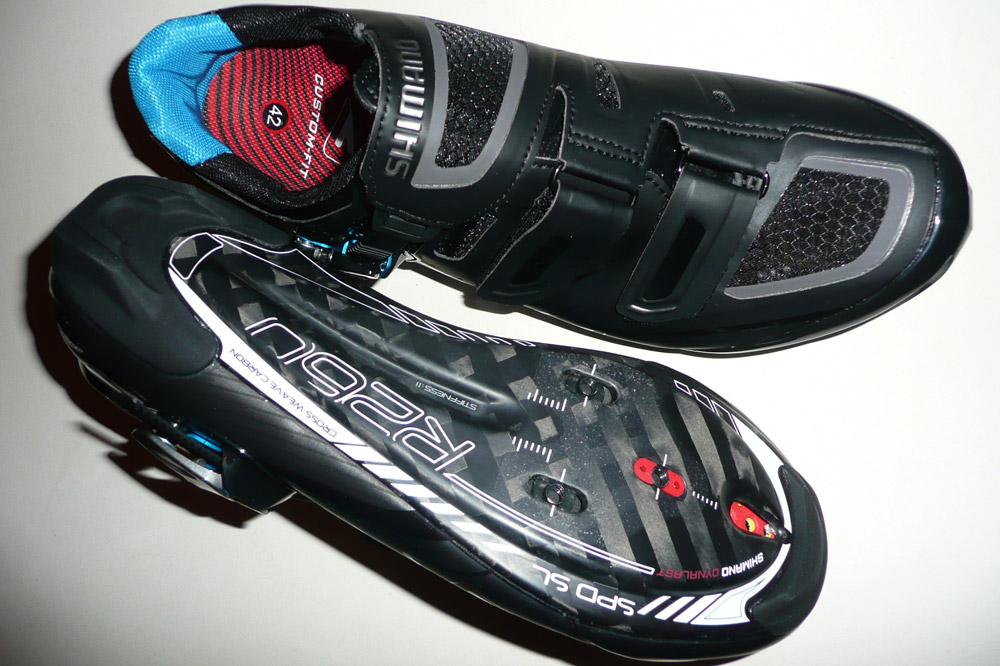 Test des chaussures Shimano SH-R260
