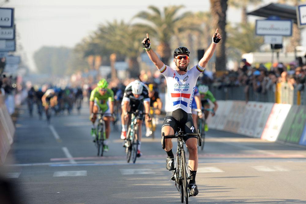 Mark Cavendish sans adversaires