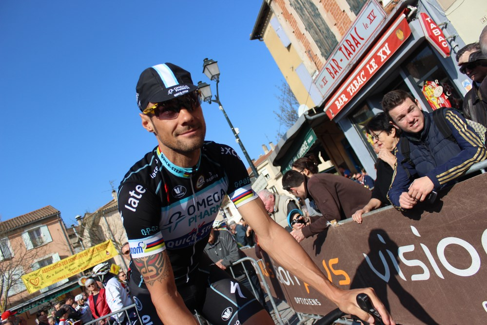 Tom Boonen, Paris Nice #6