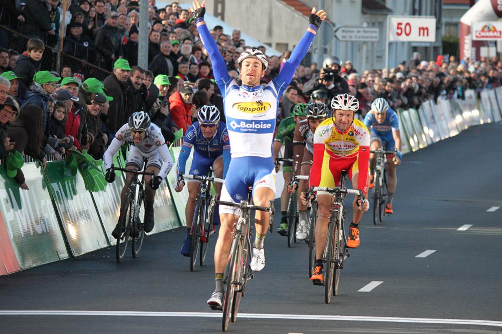 Tom Van Asbroeck lauréat de Cholet-Pays de Loire