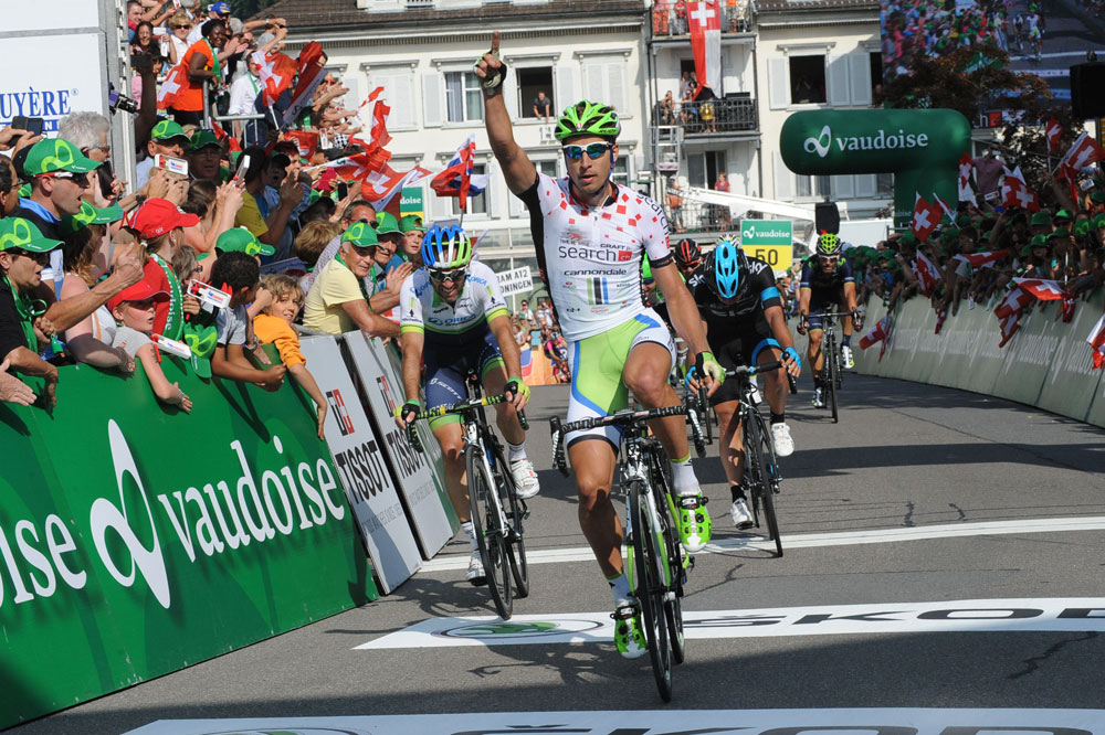 Peter Sagan s'impose au Tour de Suisse