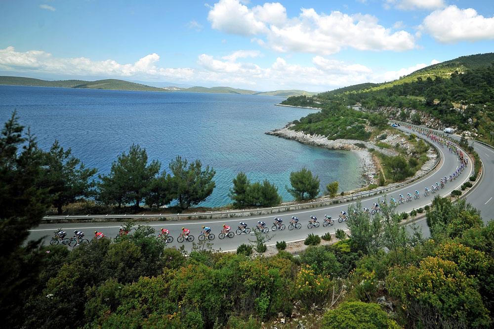 Sur les routes du Tour de Turquie