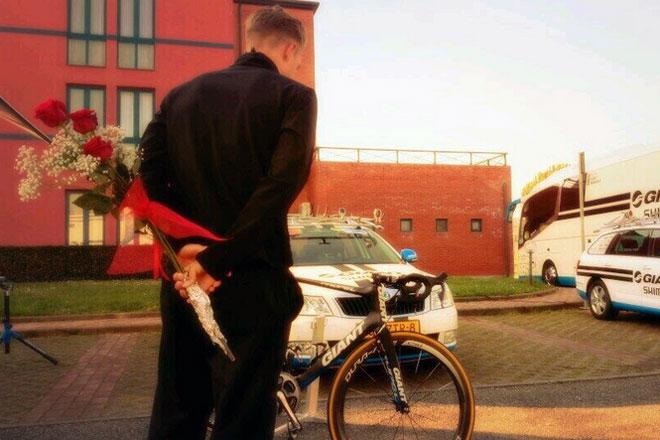 Marcel Kittel présente ses excuses à son vélo