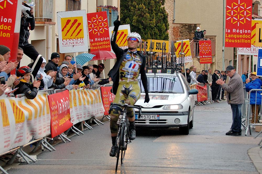 Yann Guyot vainqueur