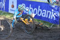 Chute pour Toon Aerts