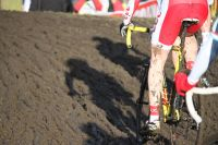 Décor typique en cyclo-cross