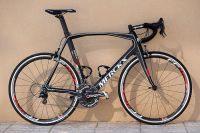 Le vélo Eddy Merckx des Topsport Vlaanderen-Baloise