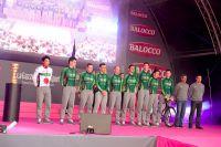 Le Team Europcar de retour sur le Giro