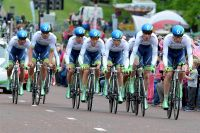 L'équipe Orica-GreenEdge