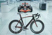 Specialized-McLaren : de la F1 au vélo