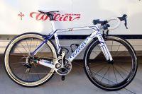 Le vélo Wilier de l'équipe Unitedhealthcare