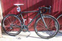 Le vélo du CC Etupes